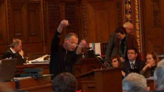 17-Stunden-Rede: Polit-Querulant Eric Weber lähmt den Grossen Rat