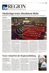 Weil Basels Bürgerliche häufiger fehlen, gewinnt die rot-grüne Rats-Minderheit viele Abstimmungen.
