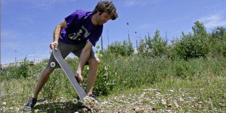 Neuer Skatepark dank Spenden aus dem Internet